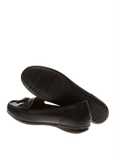 Polaris Polaris Düz Ayakkabı Siyah